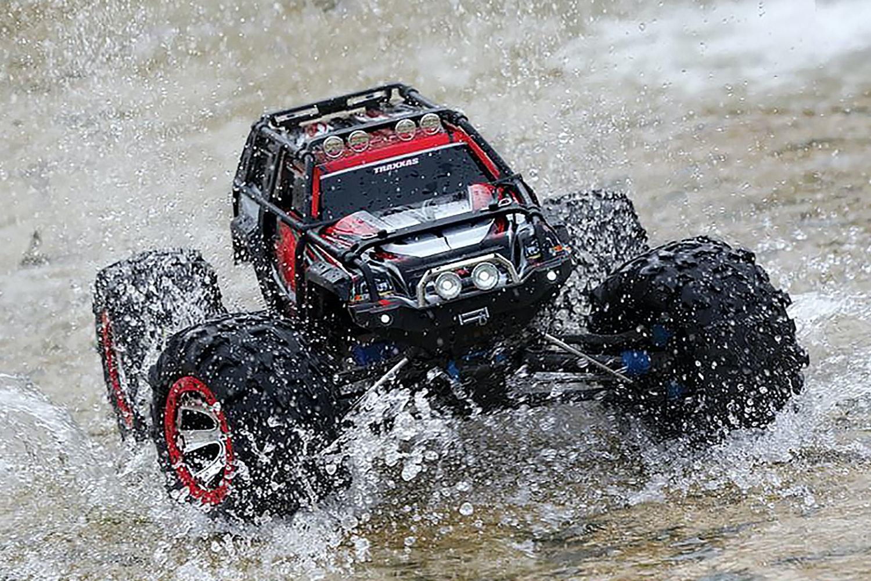 Traxxas 1/10 Summit 4WD RTR TQi