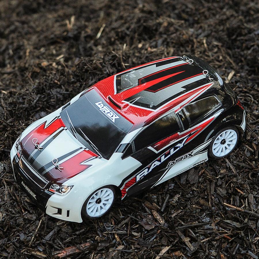 Traxxas LaTrax Rally 1/18 4WD RTR