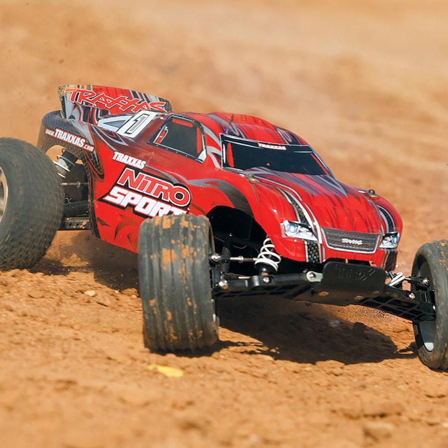 Traxxas Nitro Sport 2WD w/ Pro.15 RTR