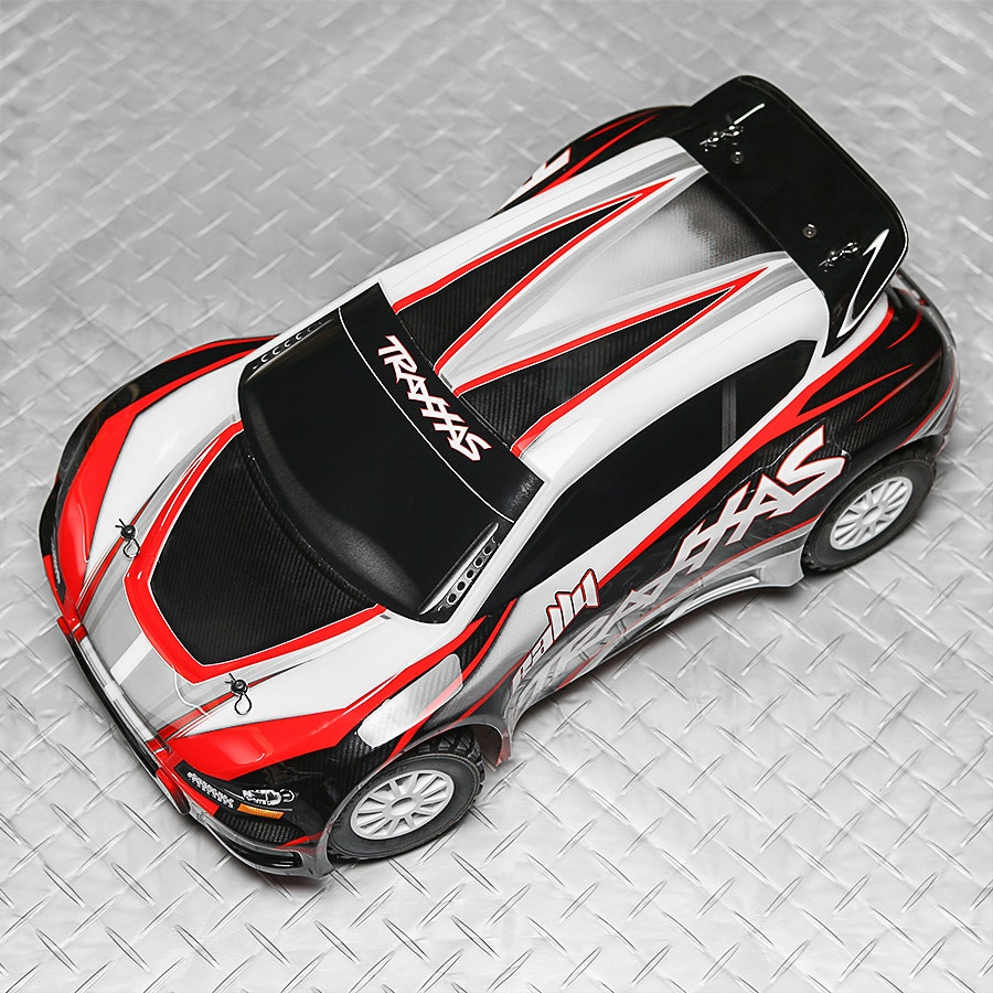 Traxxas 1/10 Rally 4WD Brushless RTR W/TSM