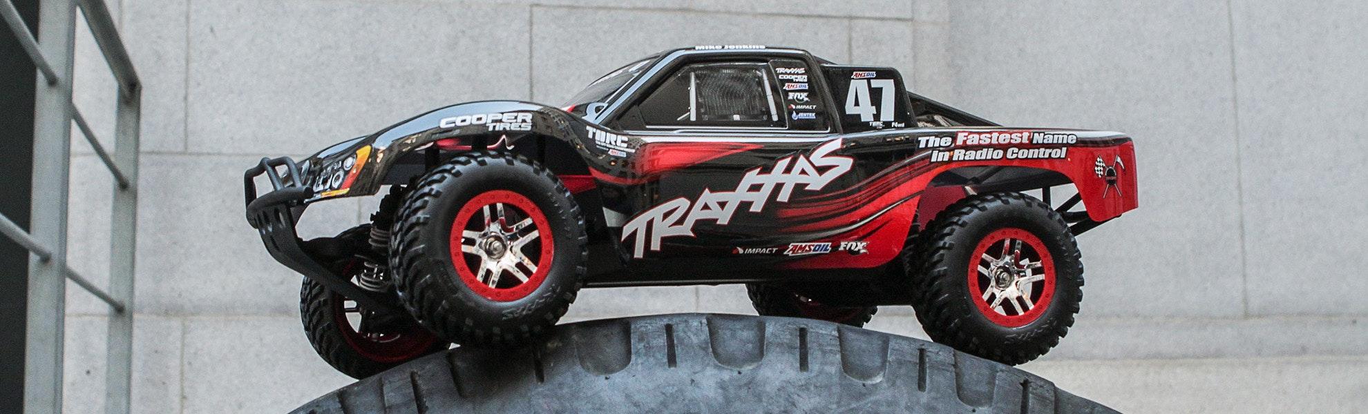Traxxas Slash 4X4 1/10 VXL W/OBA/TSM RTR