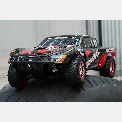 Traxxas Slash 4X4 1/10 VXL W/OBA/TSM RTR | Price & Reviews