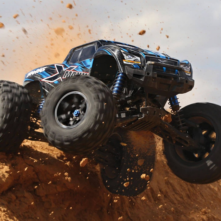 Traxxas X-Maxx TSM/VXL/RTR  Monster Truck