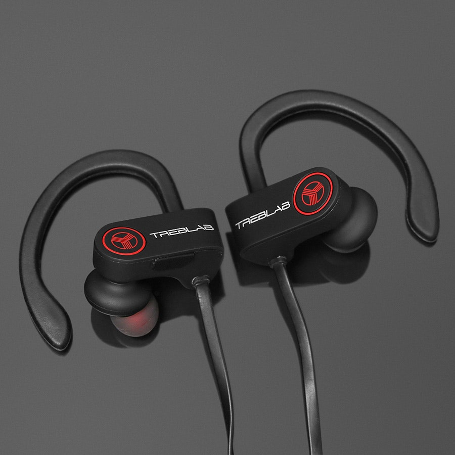 Treblab Noise-Cancelling Wireless Earbuds