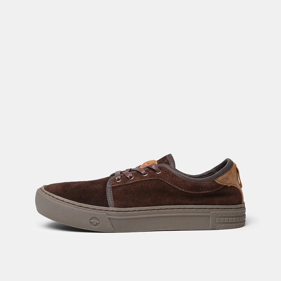 TREDAGAIN Wilshire Suede Sneaker