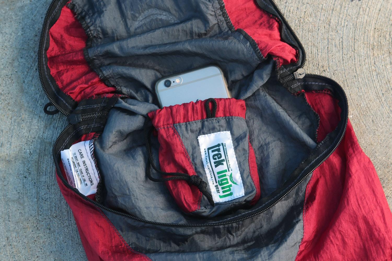 Trek Light Gear Bindle Travel Pack