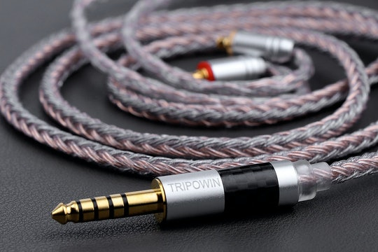 Tripowin Jelly IEM Cables