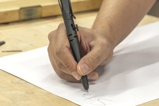 TriTac Tactical Pen