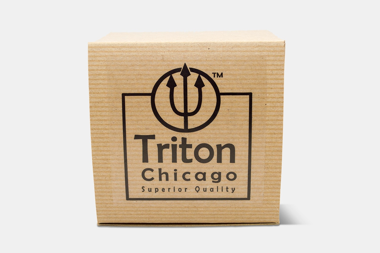 Triton Chicago Brush & Razor Stands