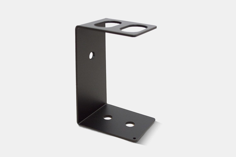 Dual Razor Stand – Black (+ $2)