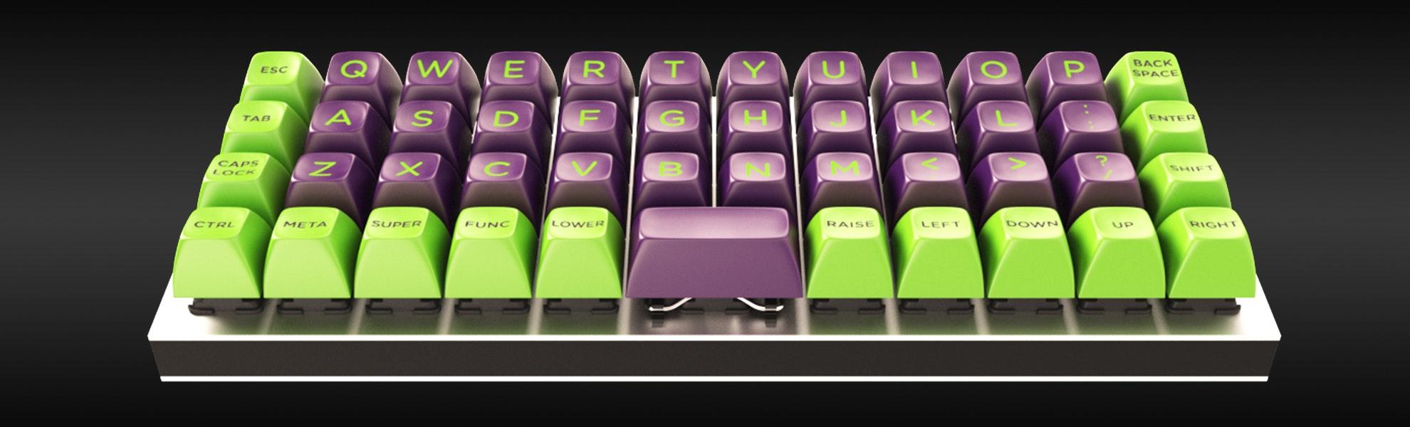 Troubled Minds SA Keycap Set
