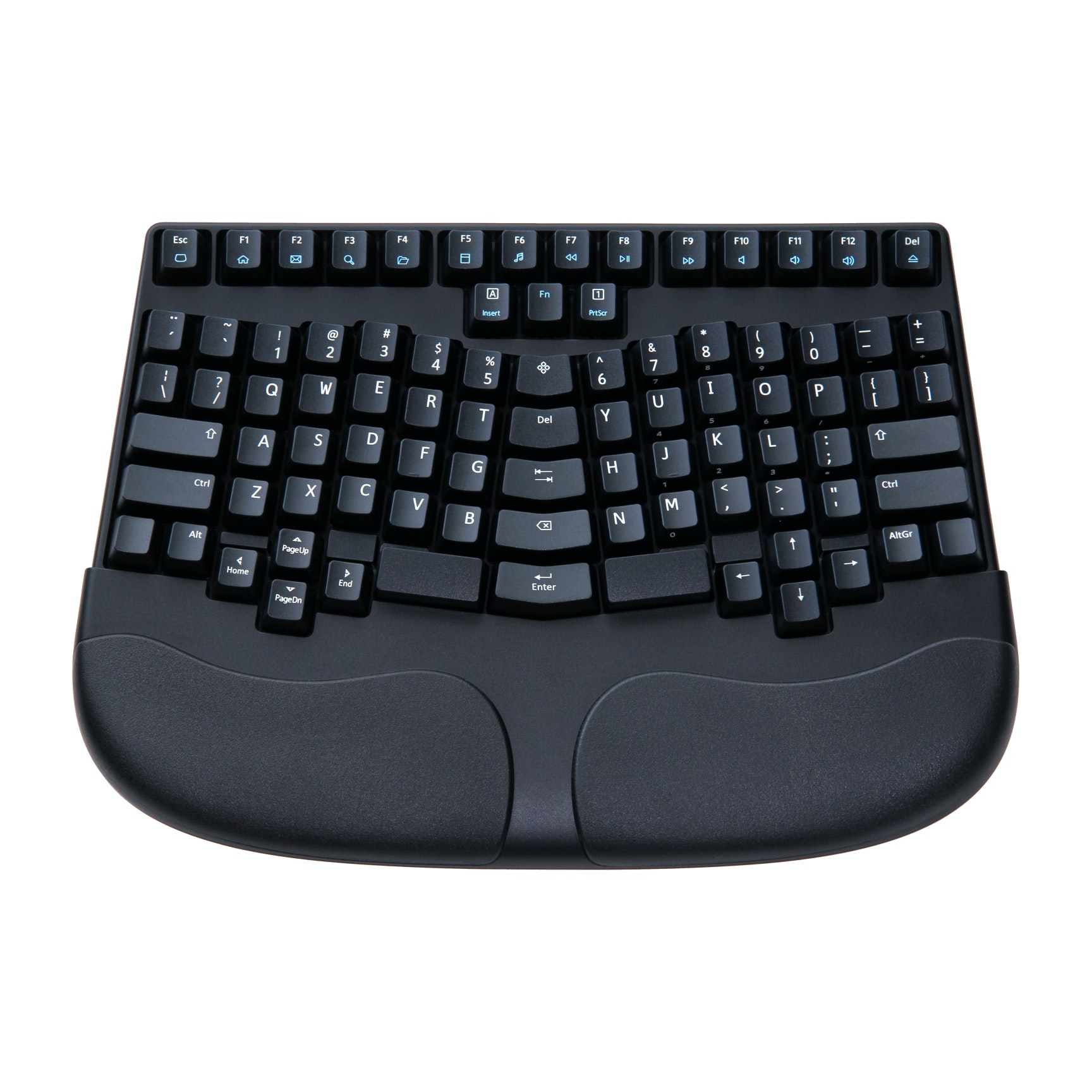 Truly Ergonomic Mechanical Keyboard Model 209