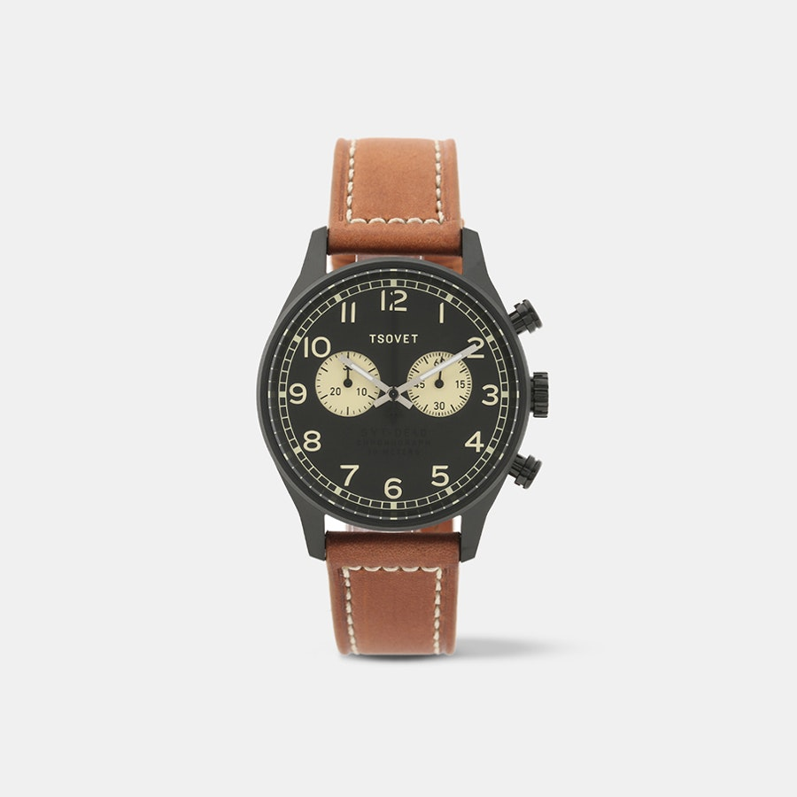 Tsovet SVT-DE40 Chronograph Quartz Watch