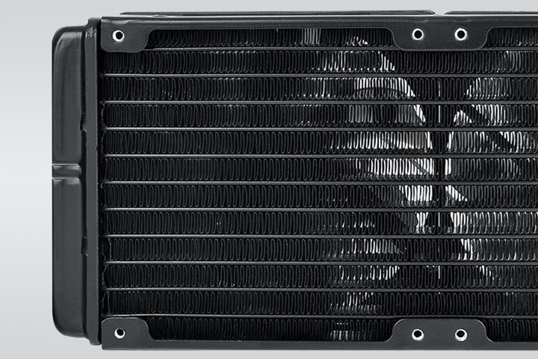 Tt 3.0 Dual Riing RGB CPU Water Cooling System