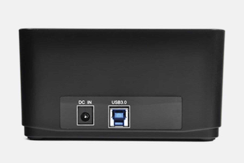 TT BlacX Duet 5G USB 3.0 Dual Bay Dock