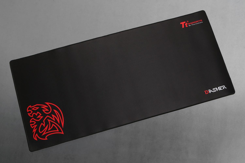 TT eSports Dasher Extended Desk Mat