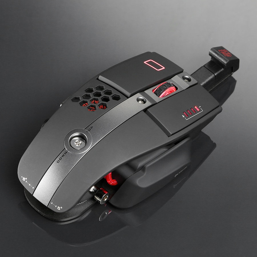 Tt eSPORTS Level 10M Hybrid Wireless Gaming Mouse