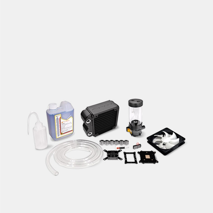 TT Pacific DIY CPU Water Cooling Kits