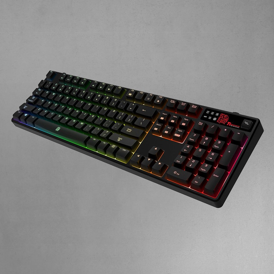 Tt Poseidon Z RGB Mechanical Gaming Keyboard
