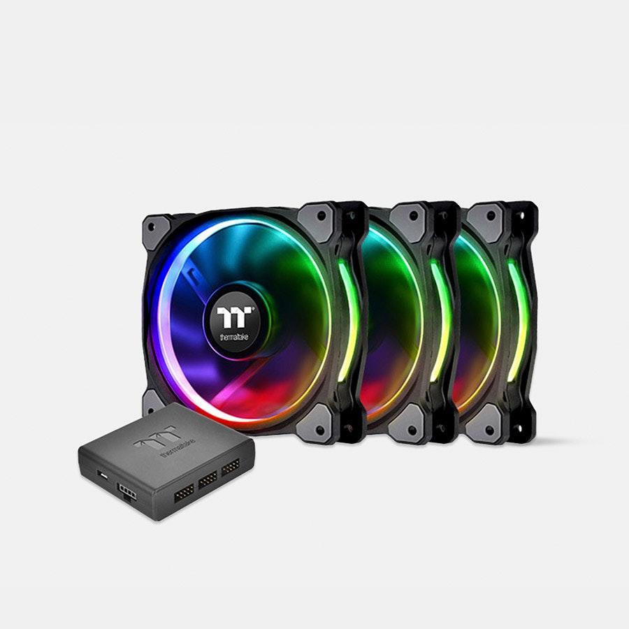 TT Riing Plus Premium Edition LED RGB Radiator Fans