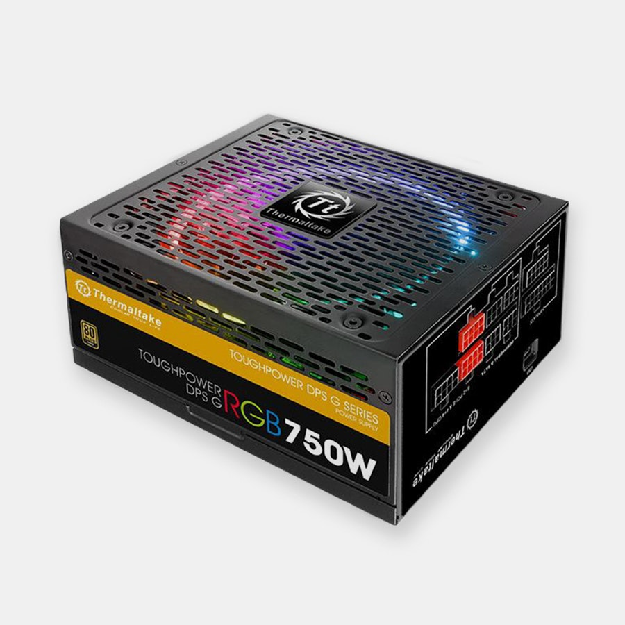 TT Toughpower DPS 80 PLUS Gold ATX Power Supply
