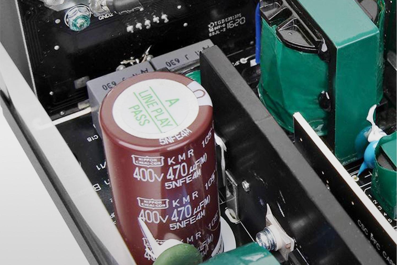 TT Toughpower DPS 80 PLUS Gold ATX Power Supply