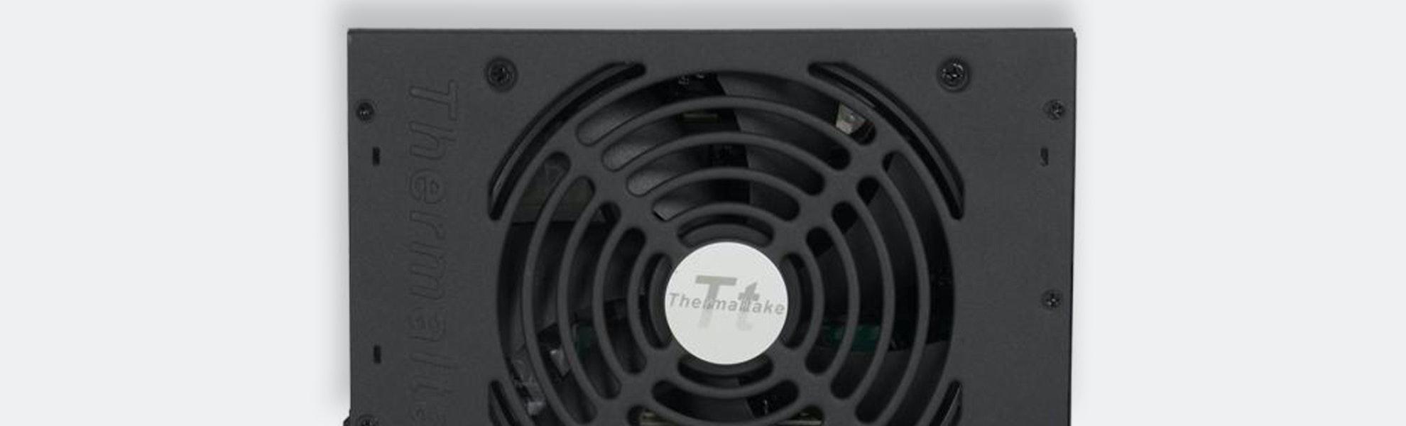 TT Toughpower XT 80 Plus Platinum PFC Power Supply