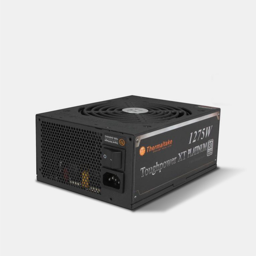 TT Toughpower XT 80 Plus Platinum PFC Power Supply