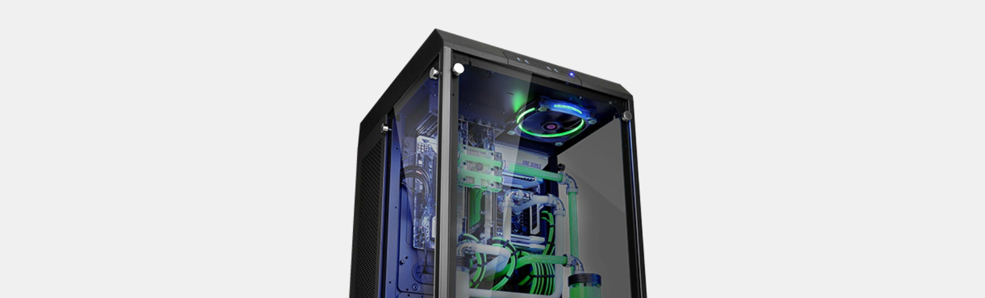 TT Tower 900 E-ATX Full Tower Gaming Case