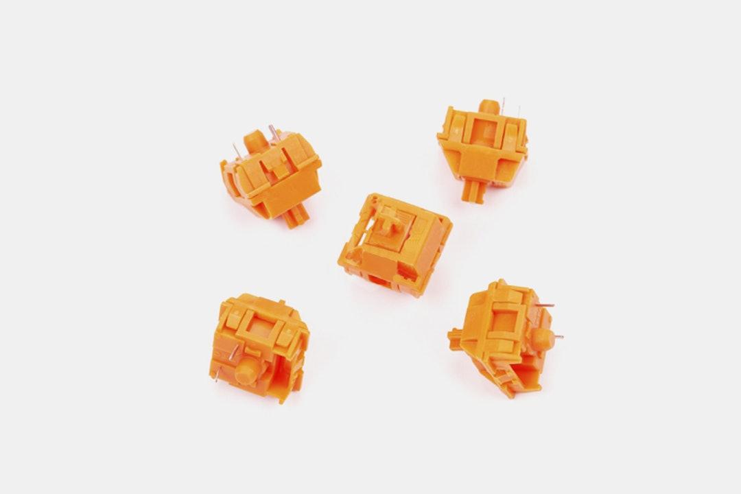TTC Orange Switches