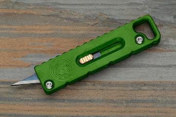 Aluminum - Green