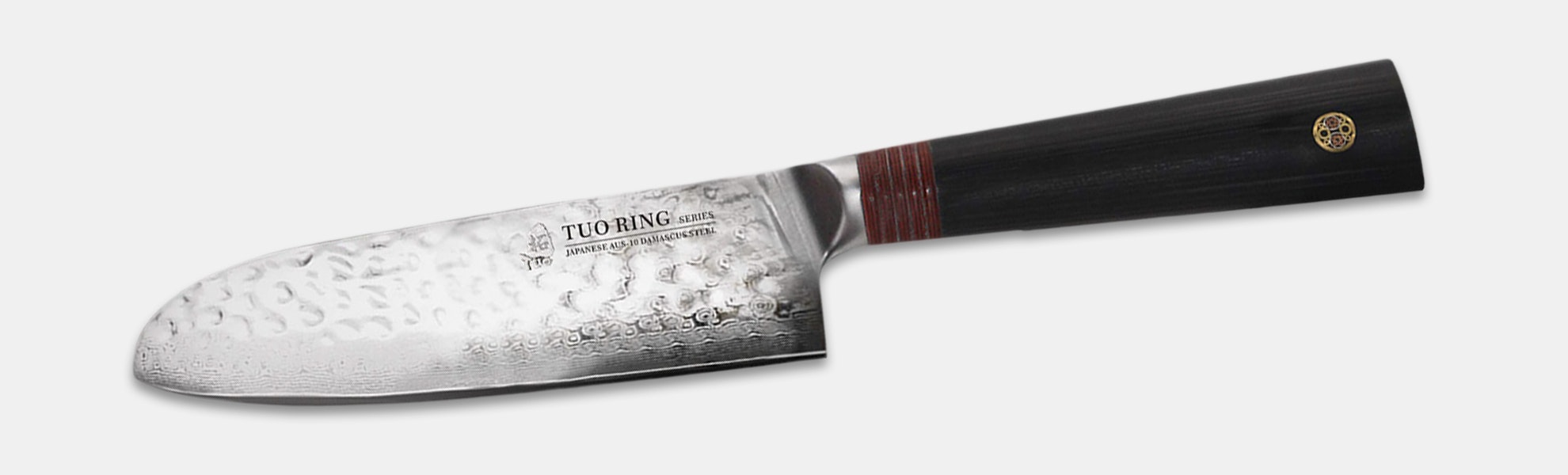 Tuo Cutlery Ring-H Damascus Culinary Knives