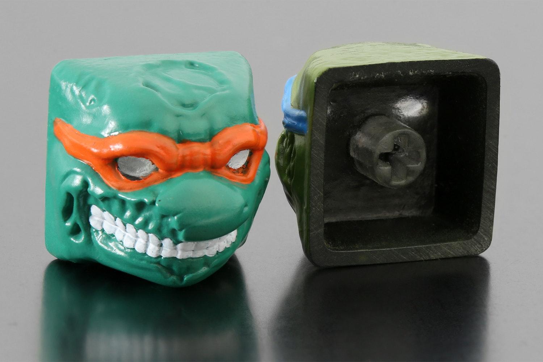 Mutated Ninjas Artisans Keycaps