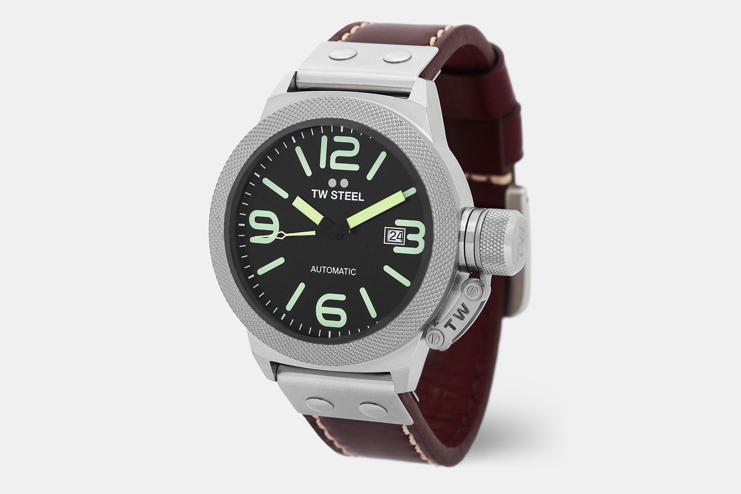TW Steel Canteen Automatic Watch