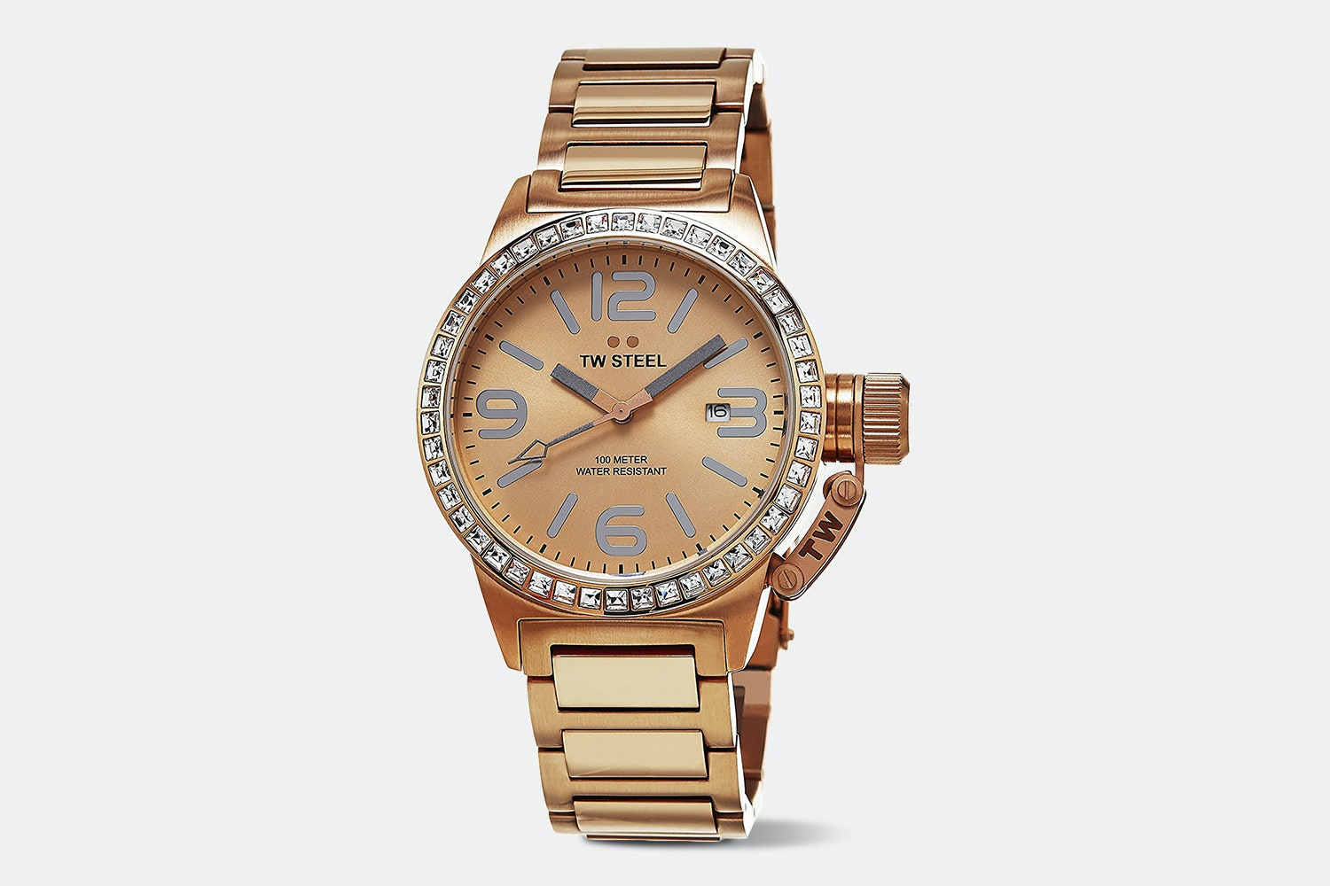 TW Steel Canteen Quartz Ladies' Watch