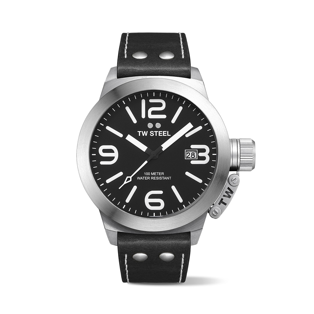 TW Steel Canteen Quartz Watch