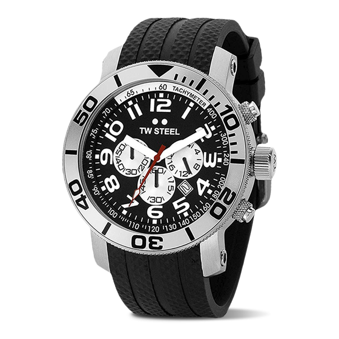 TW Steel Grandeur Diver Quartz Watch