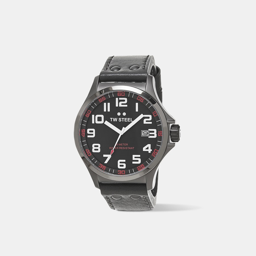 TW Steel Pilot Quartz Watch