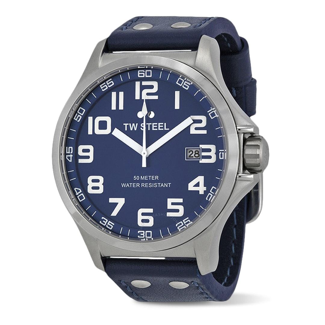 TW Steel Pilot Quartz Watch