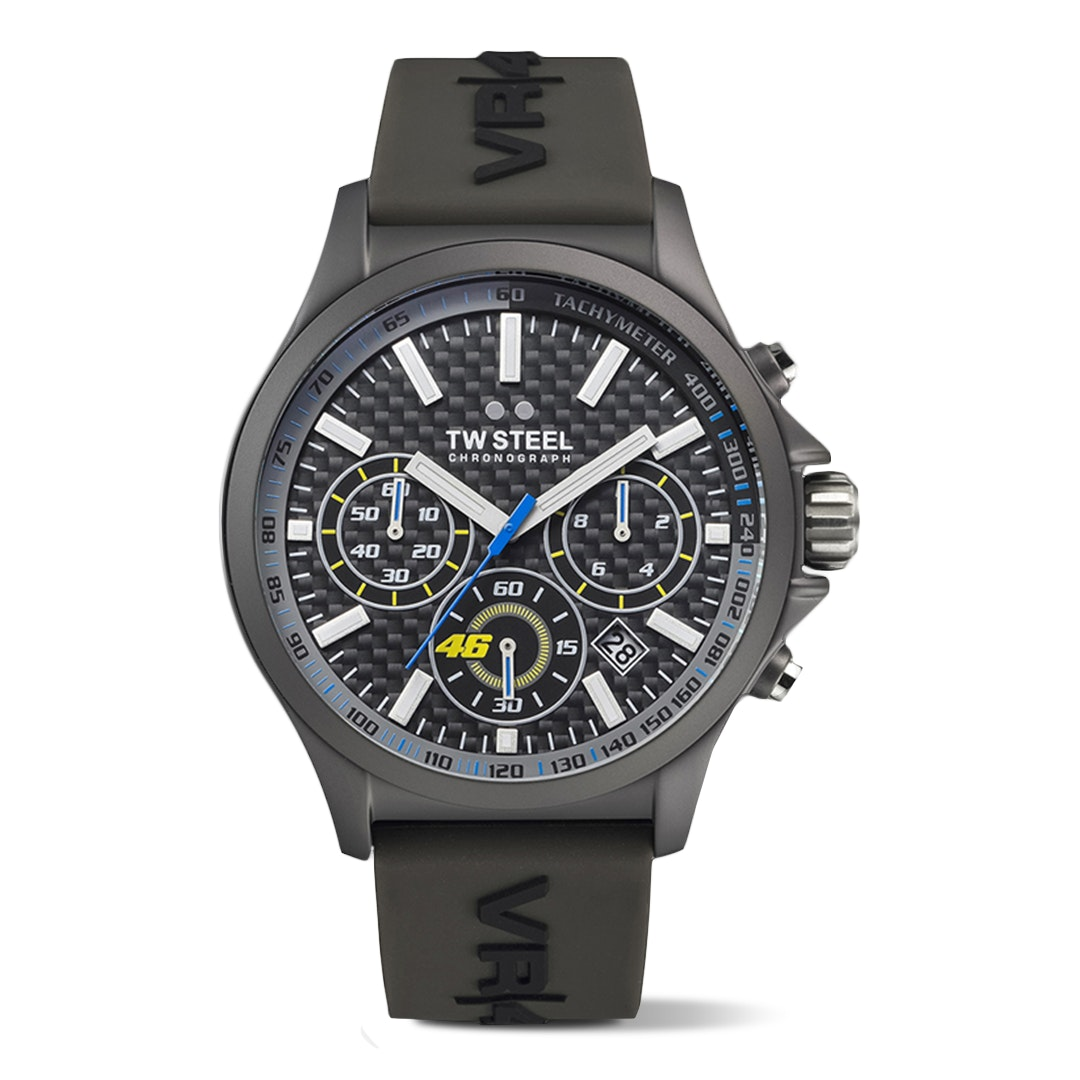 TW Steel VR46 Pilot Quartz Watch