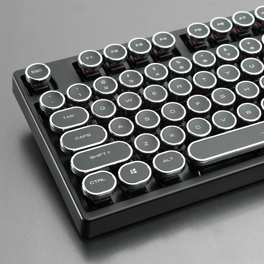 Typewriter ABS Keycap Set