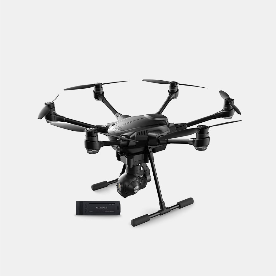 Typhoon H RTF w/ST16 & Extra Battery Bundle
