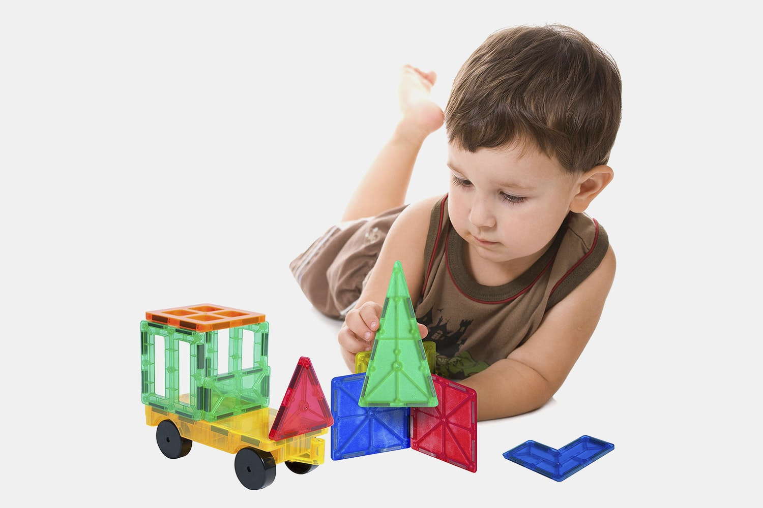 Tytan Magnetic Learning Tiles (100-Piece Set)