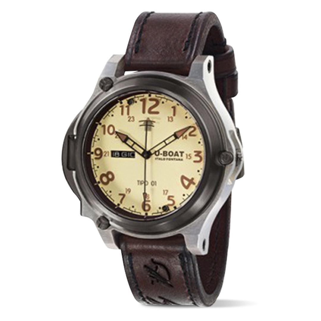 U-Boat Tipo 01 Titanium Automatic Watch