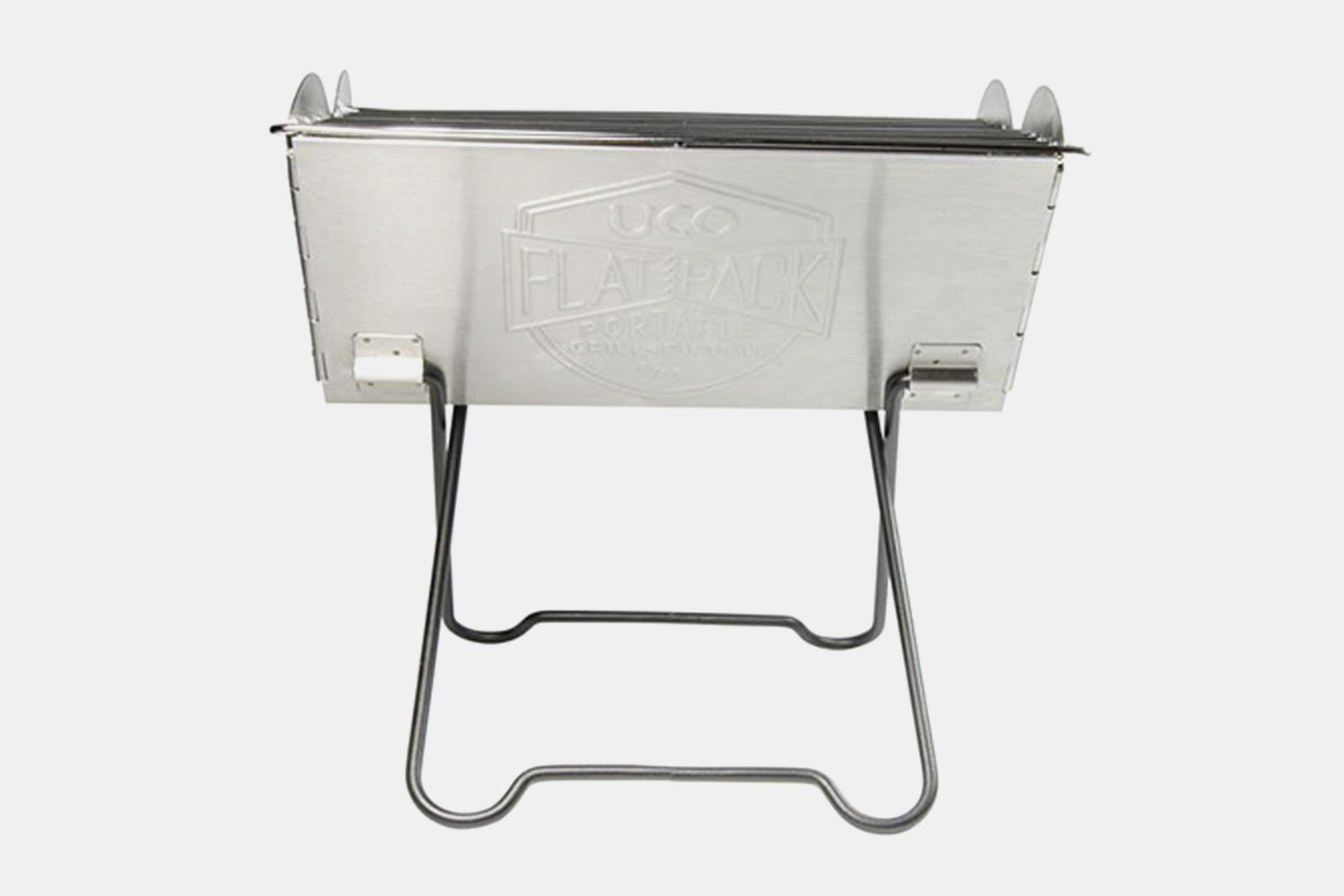 UCO Flatpack Grill & Titan Stormproof Matches