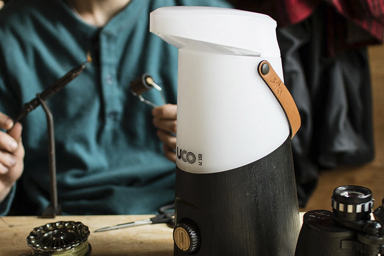 UCO Sitka+ Tabletop Lantern