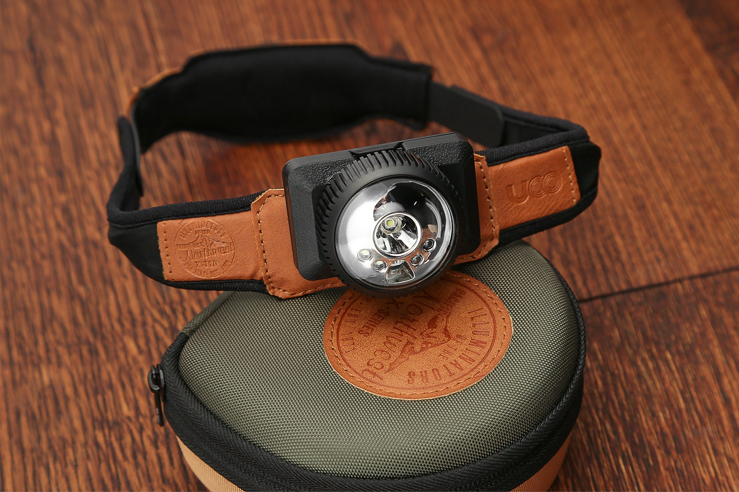 UCO X-120 X-ACT Fit Headlamp