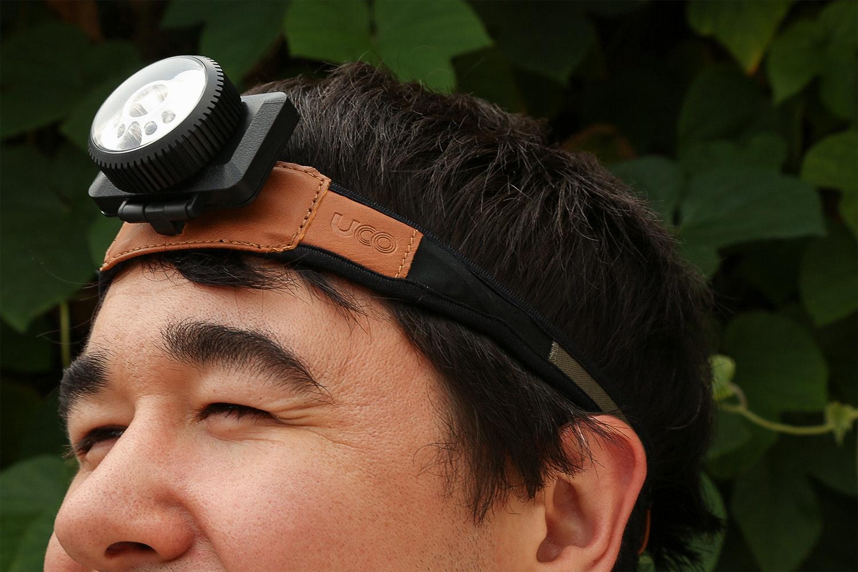 UCO X-120 X-ACT Fit Headlamp