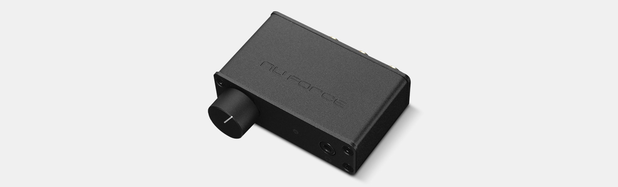 NuForce uDAC-3 DAC/Amp Combo – Flash Sale