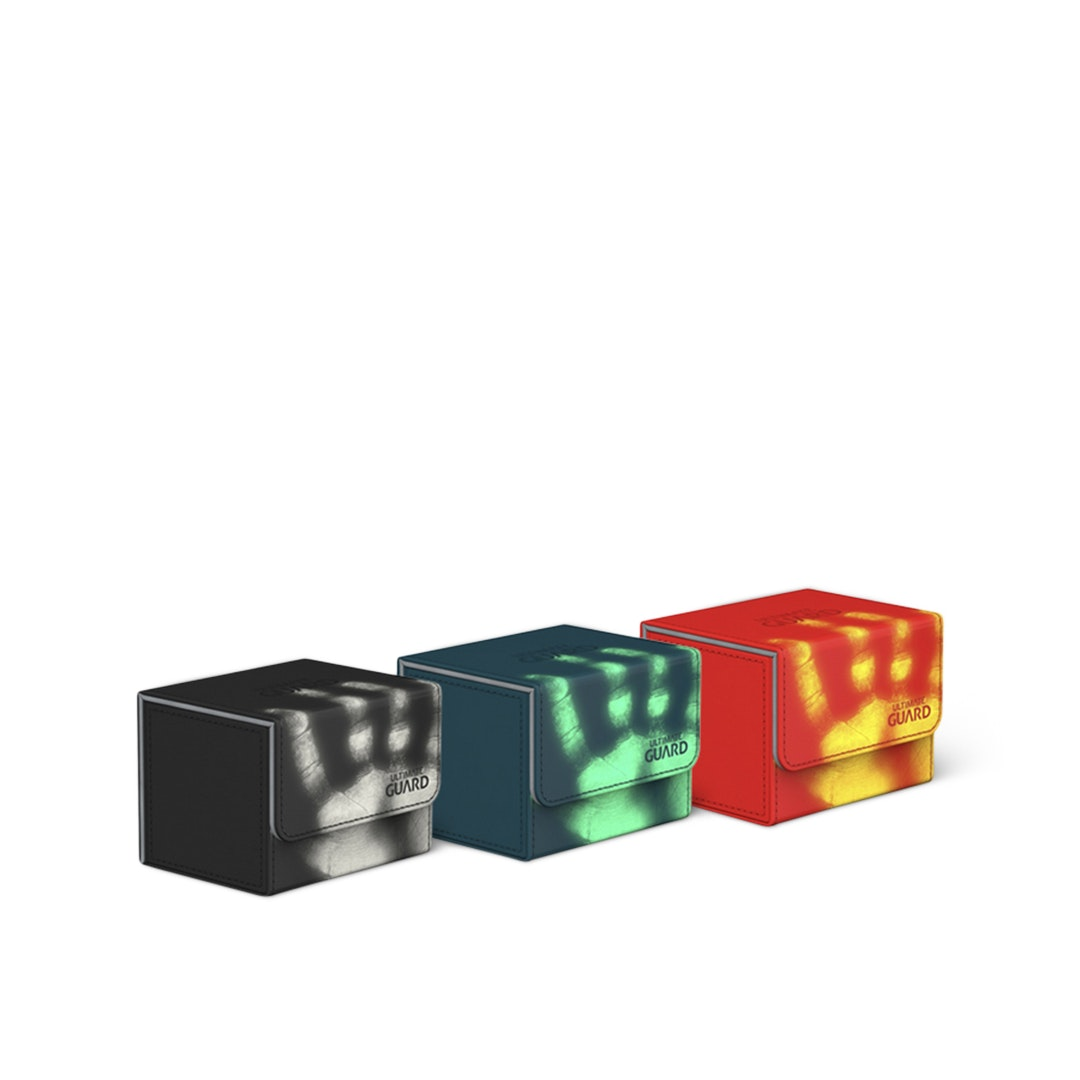 UG 100+ Sidewinder Chromiaskin Deck Box (3-Pack)